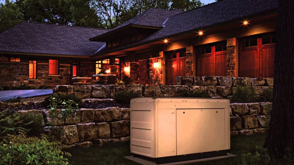 outdoor Back Up Power Systems for lights