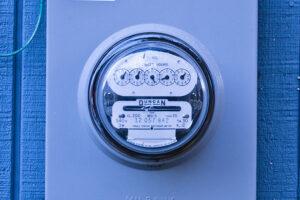 Meter Enclosure Repair