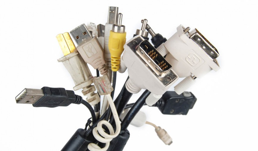 computer wires