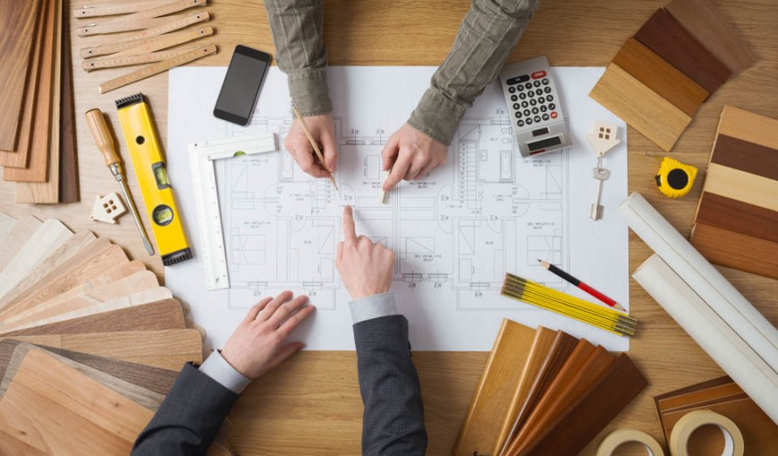 electrical engineer planning for Remodeling & Construction