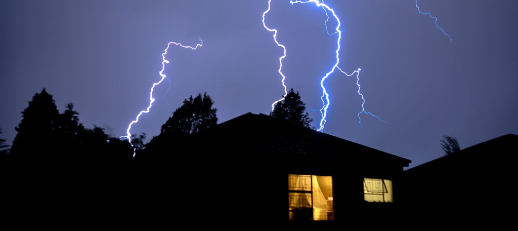 Surge Protection from lightning