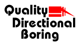 Quality Directional Boring Logo